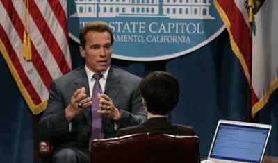 Governor Schwarzenegger