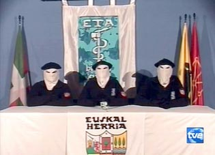 Basque Terrorists