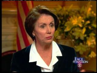 Pelosi Face tne Nation