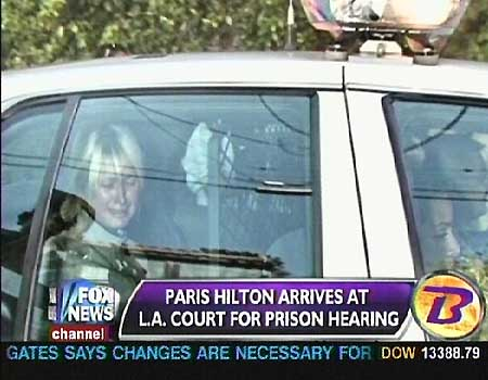 Paris to jail