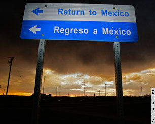 Return to Mexico