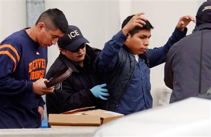 Arresting Illegals