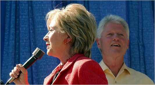 Hillary and Bill