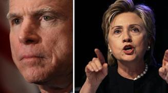 McCain-Hillary